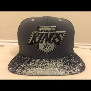 Mitchell & Ness LA Kings Hat